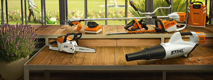 Healthier Gardening for you and the environment with STIHL Cordless Power Systems