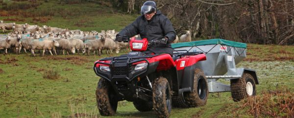 The Quad Squad – Reasons why farmer are not walking anymore