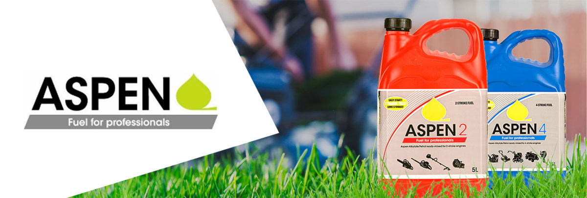 Aspen Fuel – Healthier for you, the environment and your machine