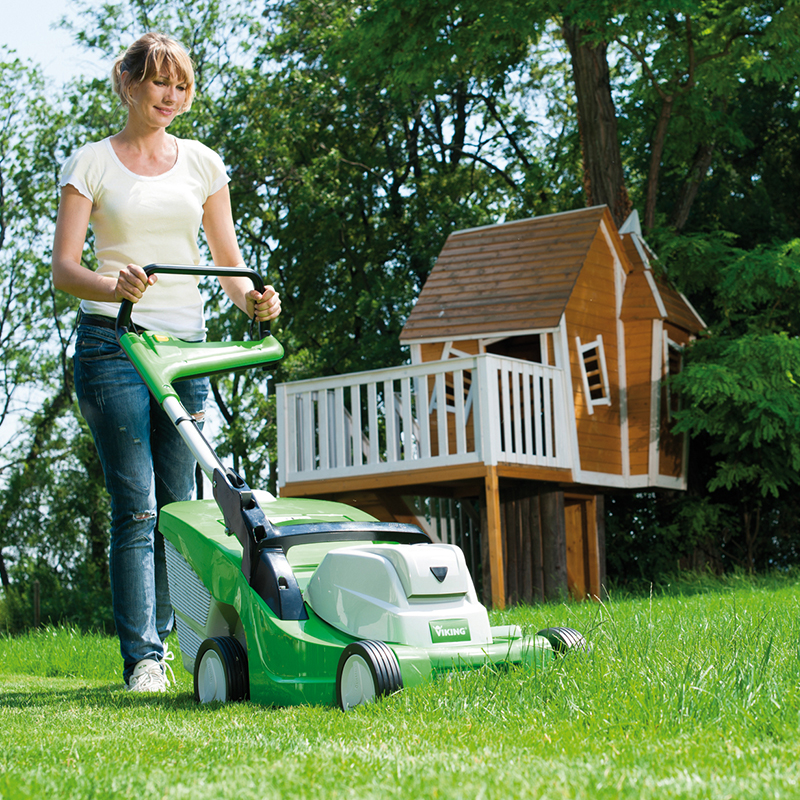 Battery & Electric Lawnmowers
