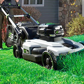 Battery & Electric Mowers