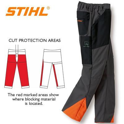 Stihl Chainsaw Trousers