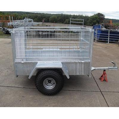5'x3' ATV Trailer with Lamb Dividing Gate