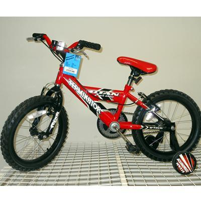 Titan Terminator Boys Bike 14