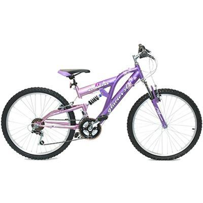 Klondyke Glacier XL 24inch Girls Bike