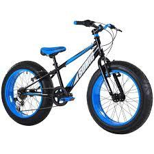 Sonic 20 Wheel Boys Bicycle Blue