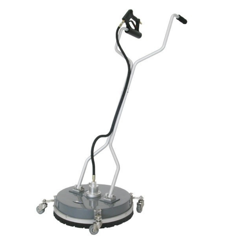 Rotary Surface Cleaner On Casters - 18