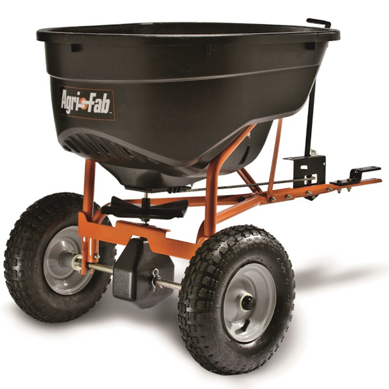Agri-Fab 125lbs Tow Behind Spreader