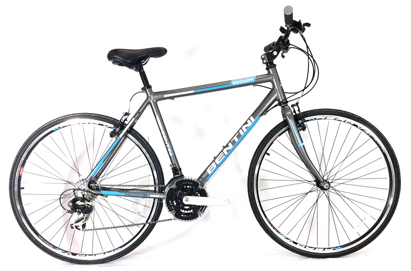 Bentini Mississippi Sports Hybrid Bicycle