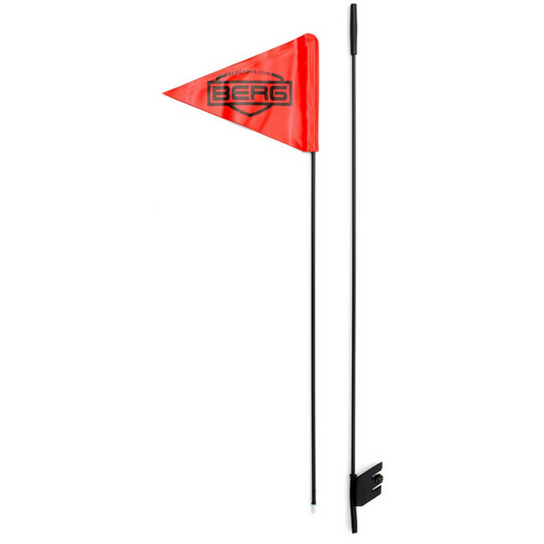Berg Buddy Flag Kit