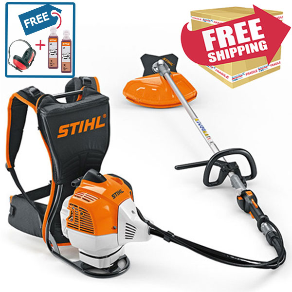 Stihl FR460 TC-EFM Backpack Brushcutter