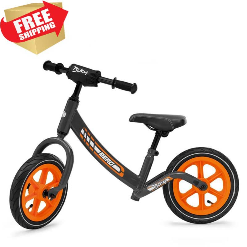 Berg Biky Grey Walking Bike