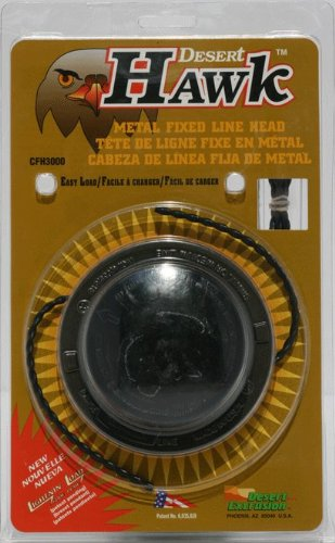 Desert Hawk D47 Metal Fixed Line Head