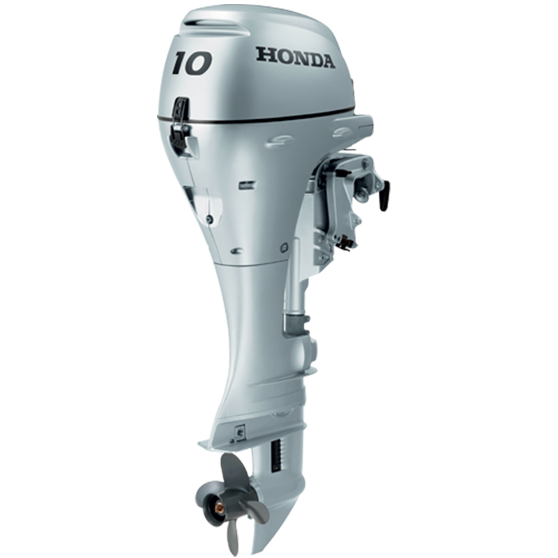 Honda BF10 Outboard Engine - Remote Control Steering