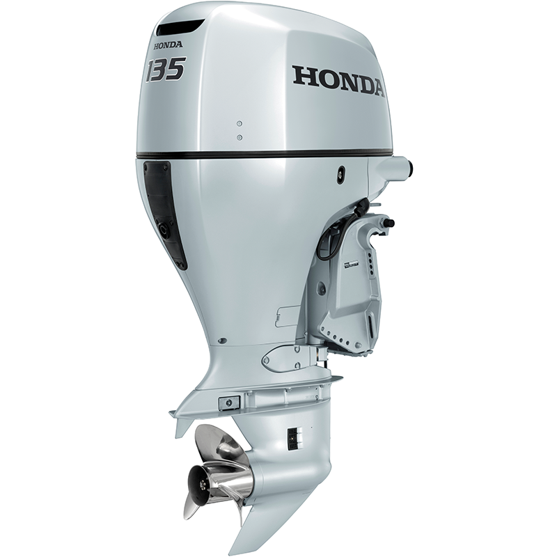 Honda BF135 Outboard Engine - Remote Control Steering