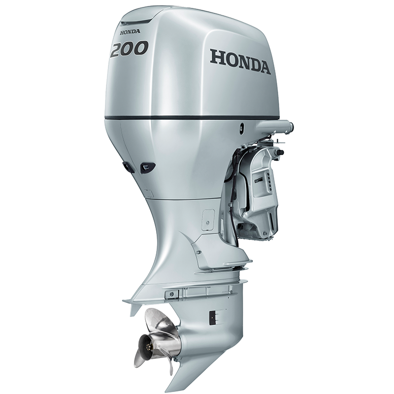 Honda BF200 Outboard Engine - Remote Control Steering