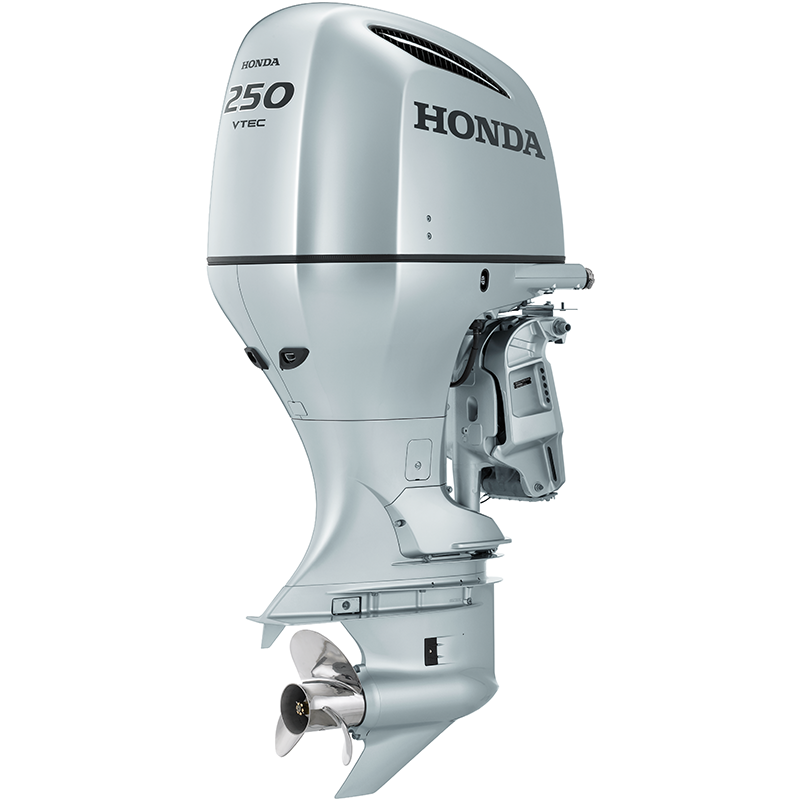 Honda BF250 Outboard Engine - Remote Control Steering