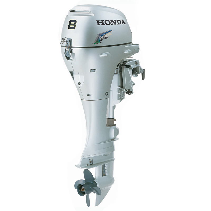 Honda BF8 Outboard Engine - Remote Control Steering