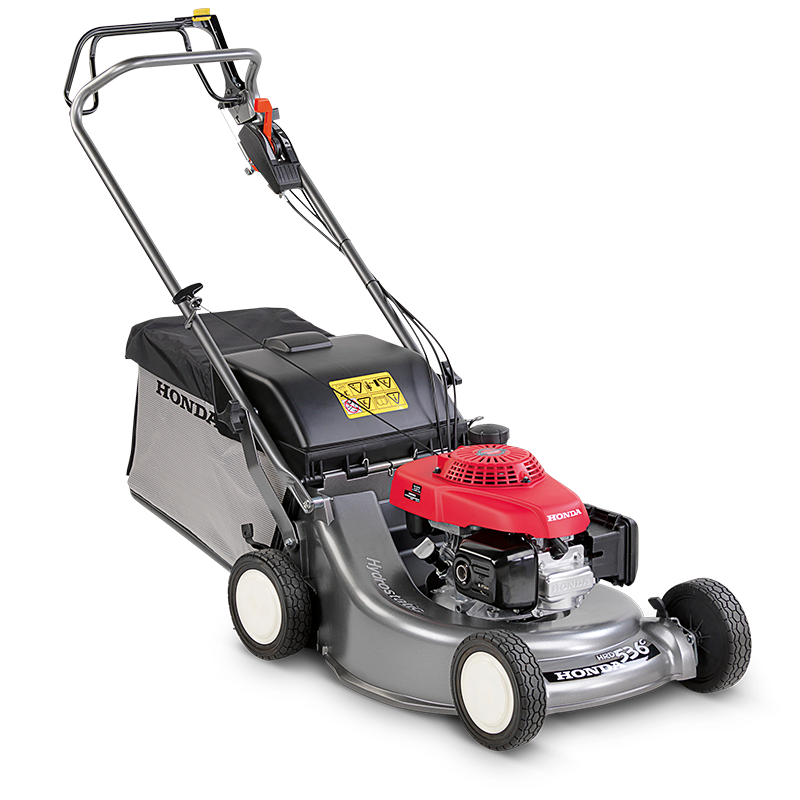 Honda HRD536 HXE Rotary Lawnmower ...