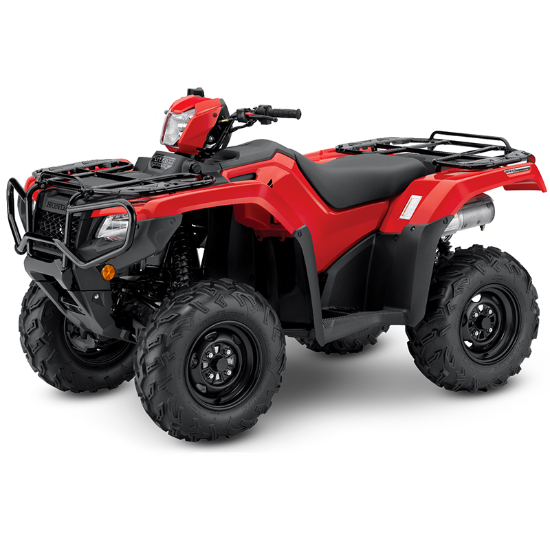 Honda TRX500FM6 Manual Farm Quad