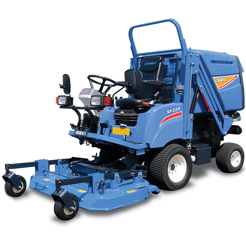 ISEKI SF224 Professional Front Deck Lawnmower