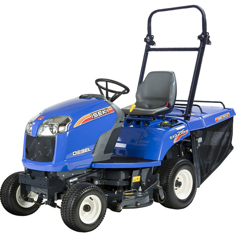 ISEKI SXG216 Professional Diesel Lawnmower