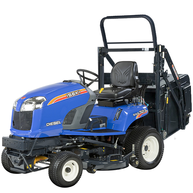 ISEKI SXG323 Professional Diesel Lawnmower [High Tip]