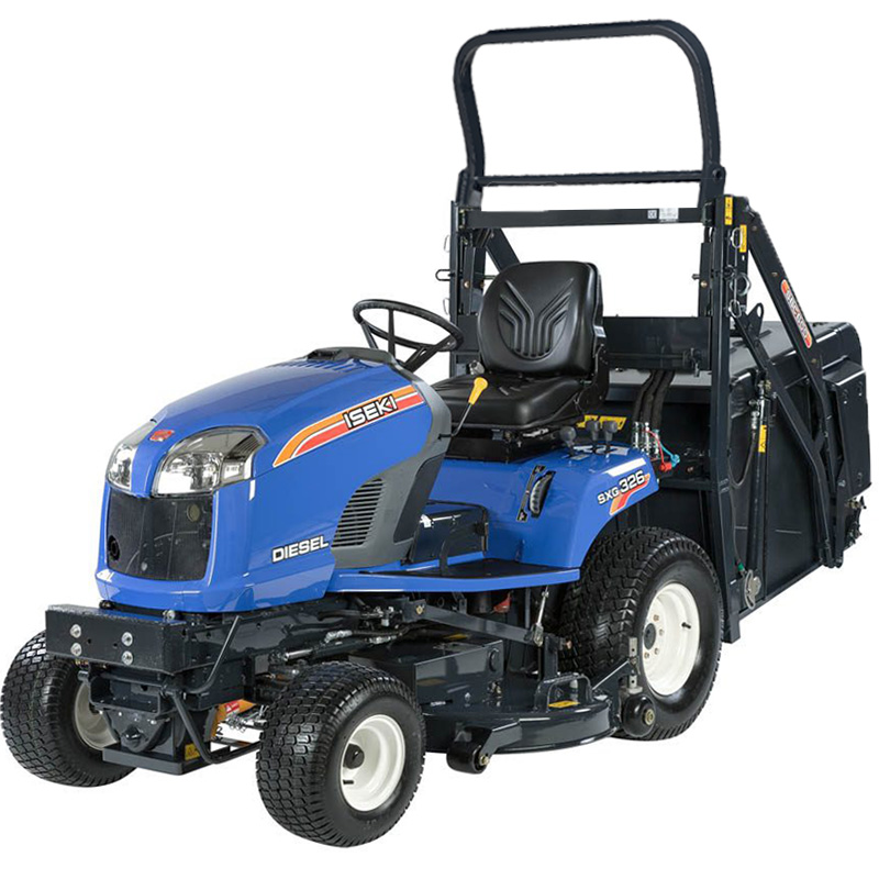 ISEKI SXG326 Professional Diesel Lawnmower [High Tip]