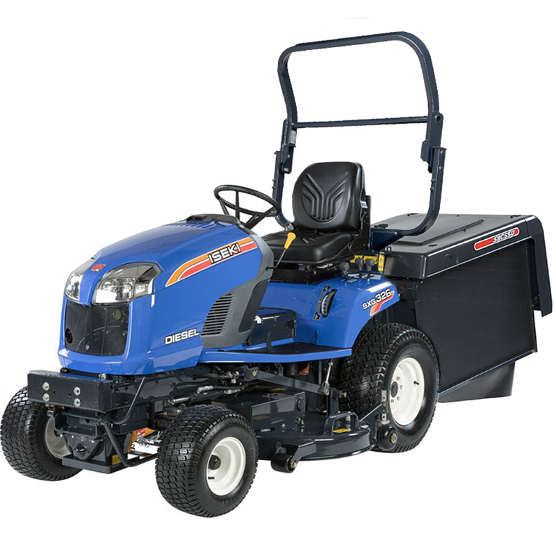 ISEKI SXG326 Professional Diesel Lawnmower [Low Tip]