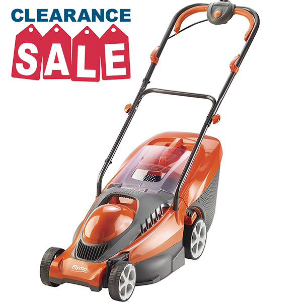 Flymo Chevron 37VC Electric Lawnmower