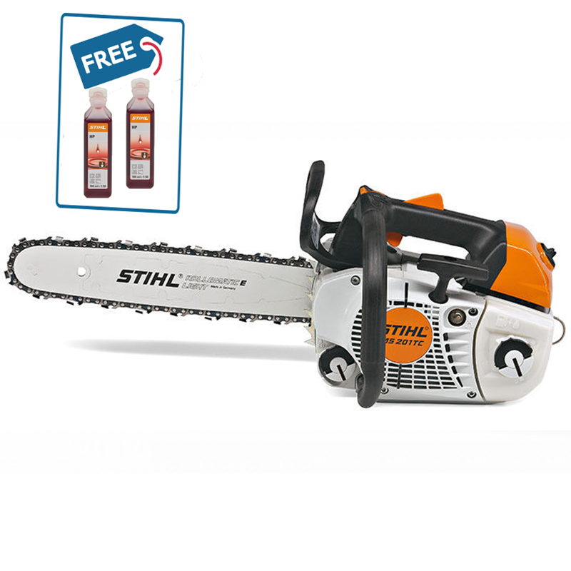 STIHL Chainsaw MS201TC-M