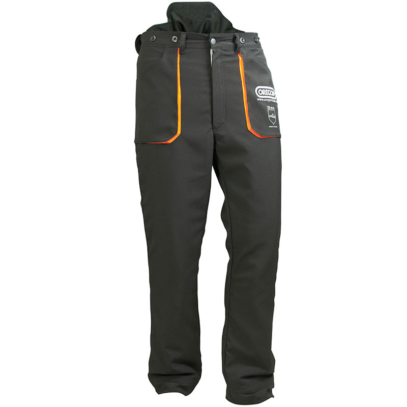Oregon Front Protection Safety Trousers