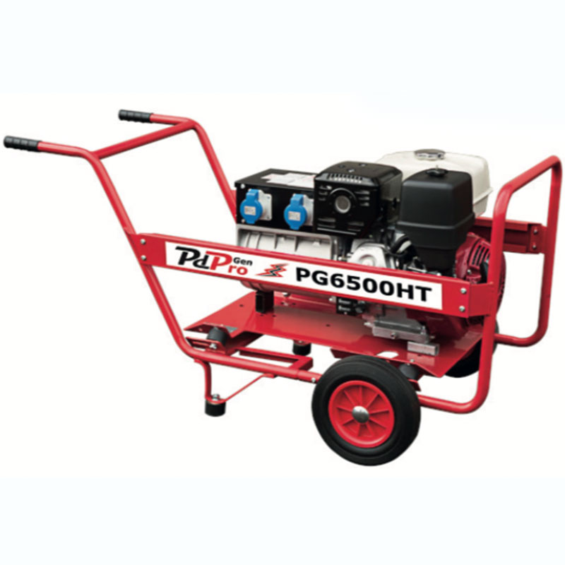 PD Pro PG6.5-HT Honda Powered 5.2Kw Petrol Generator