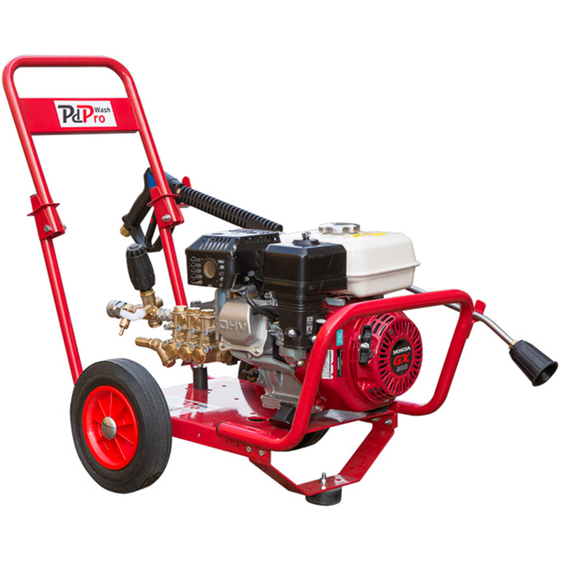 PdPro Honda GX200 Portable Pressure Washer - PW203-HTL/A-RC