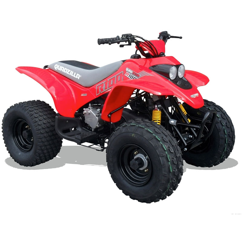 Quadzilla R100 [Red]