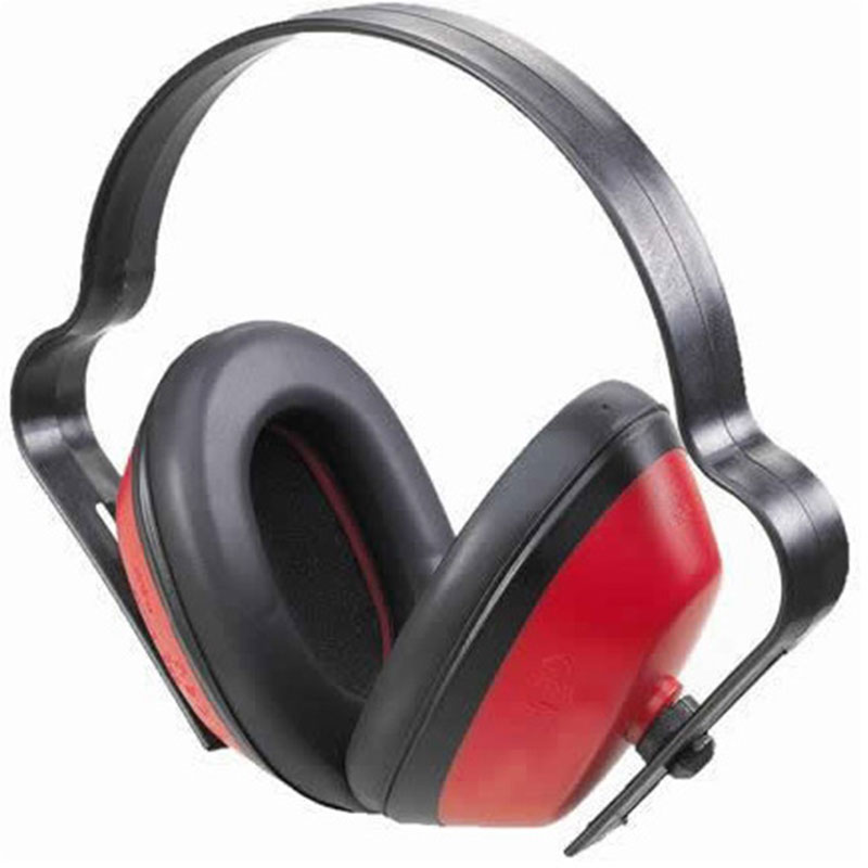 Standard Red Safety Ear Muffs