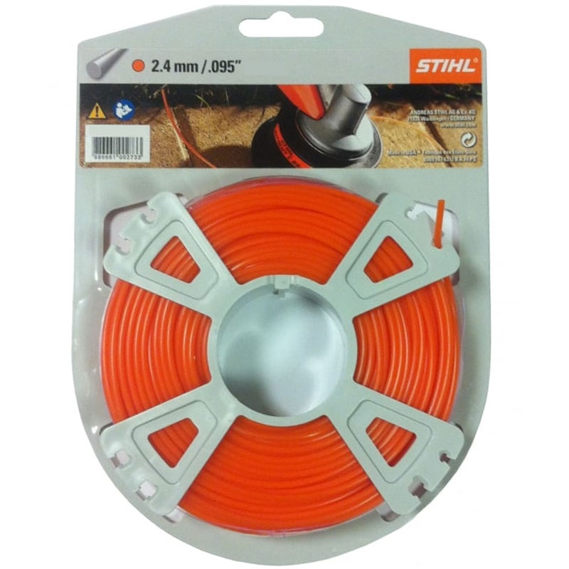 Stihl 2.4mm Nylon Strimmer Line