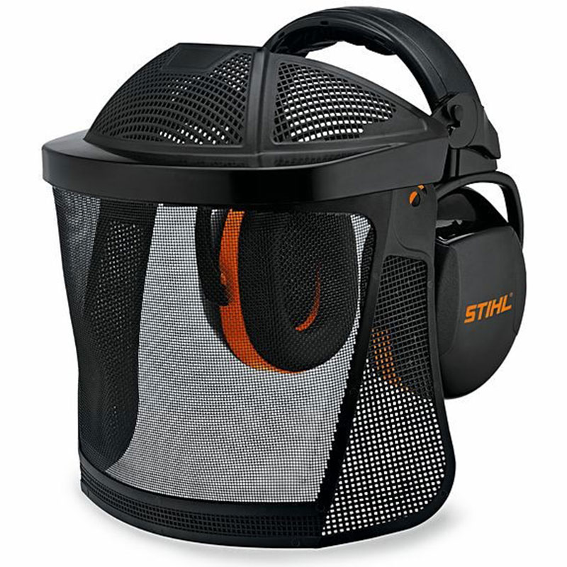 f5b39e3646a Stihl Face Shield and Hearing Protection ...