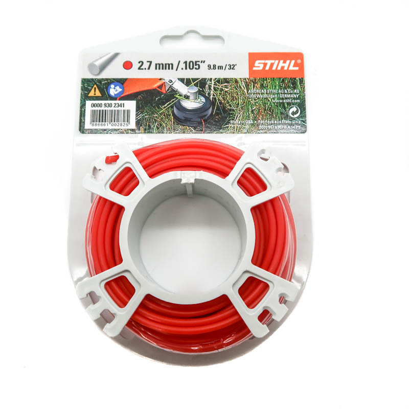 Stihl 2.7mm Nylon Strimmer Line