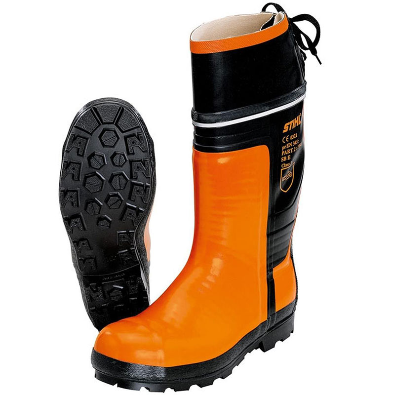 Stihl Special Rubber Safety Wellington Boots