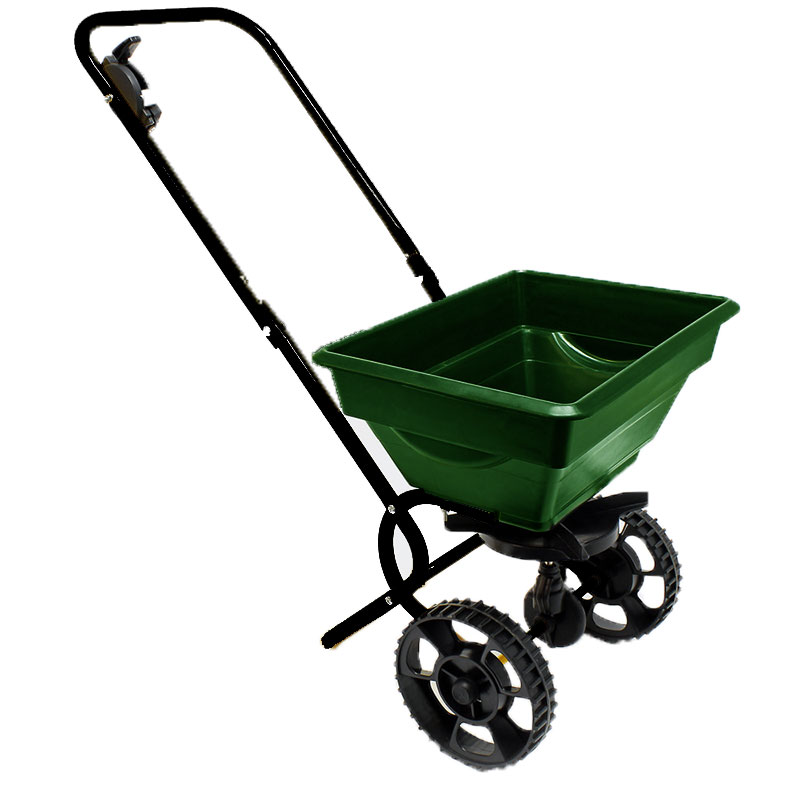 garden push spreaders fertilizer seed salt lawn feed. Black Bedroom Furniture Sets. Home Design Ideas
