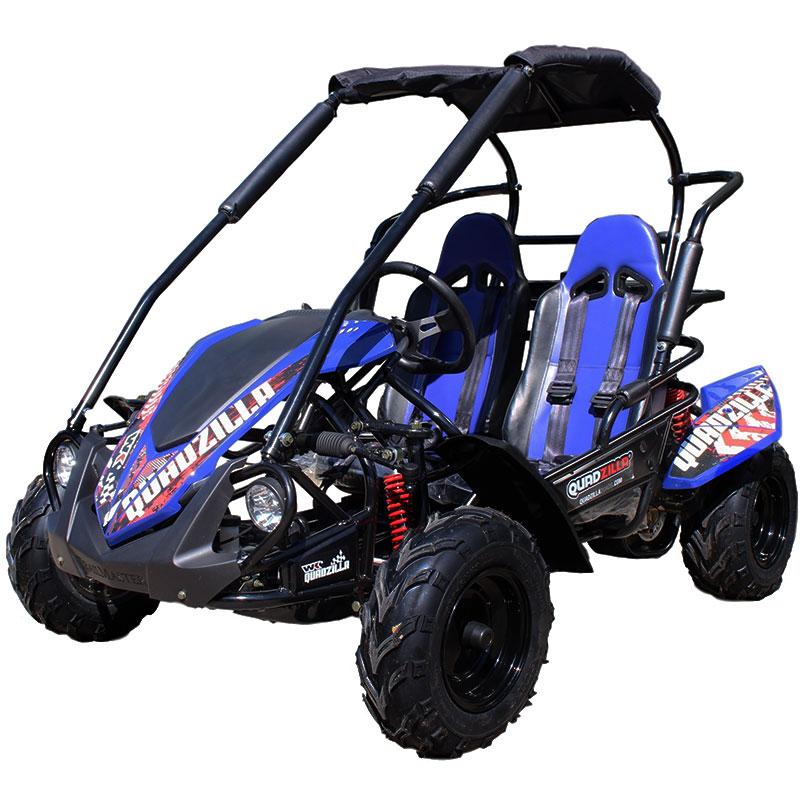 Petrol Go-Karts & Off Road Dune Buggies | Robert Kee